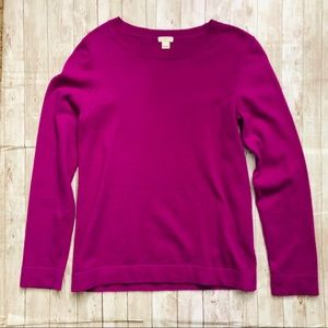 J. Crew Factory Long Sleeve Sweater